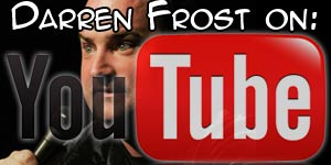 darren frost you tube